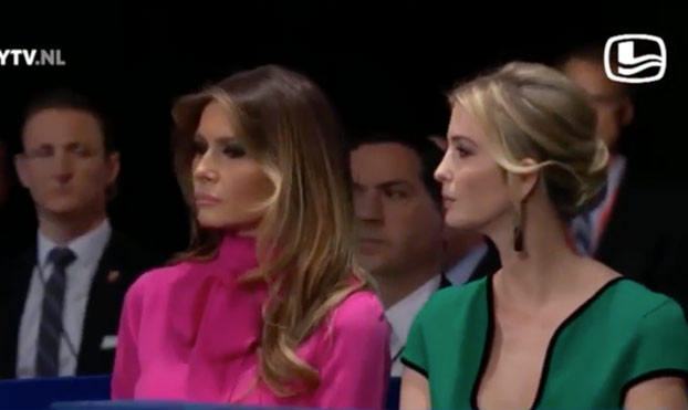 Durísima batalla en directo entre Donald Trump y Hillary Clinton