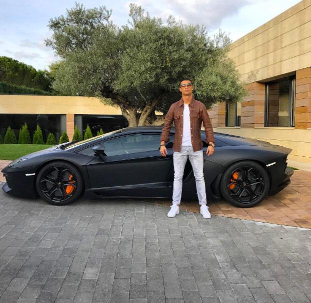 Cristiano Ronaldo publica esta foto en su Instagram y en Twitter empieza el cachondeo