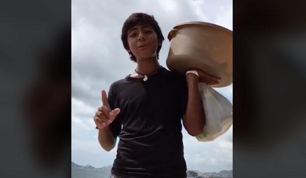 Francisco, el mejor vendedor de empanadas del mundo