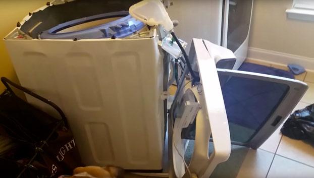Las lavadoras Samsung también explotan