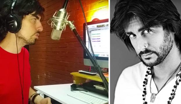 Nacho Lozano: Canta ''Mi gran noche'' con la voz de 15 famosos cantantes