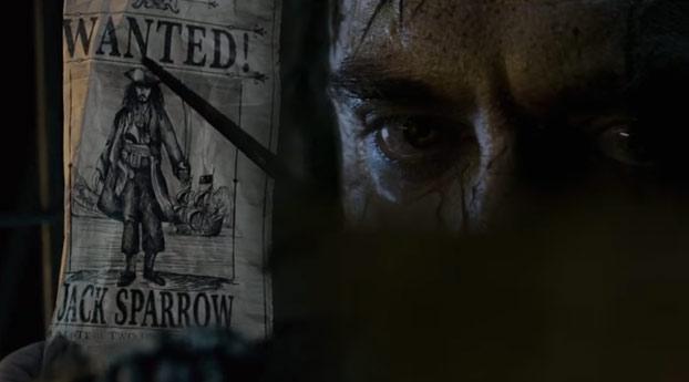 Ya se ha lanzado el primer trailer de 'Piratas del Caribe 5' y adivina quién es el malo malísimo esta vez