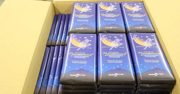 Crean en Suiza un chocolate que ayuda a aliviar los dolores menstruales