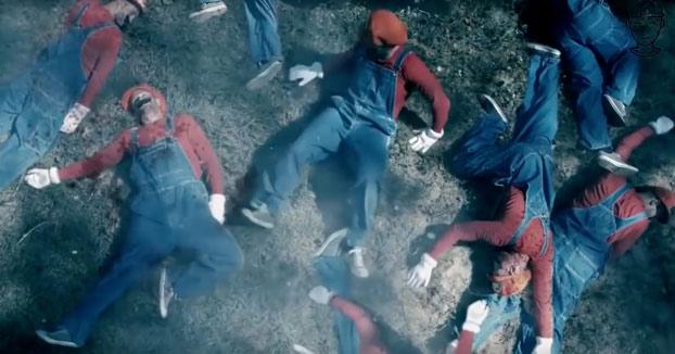 Esto es lo que ocurría cuando Mario moría en las diferentes versiones de sus juegos
