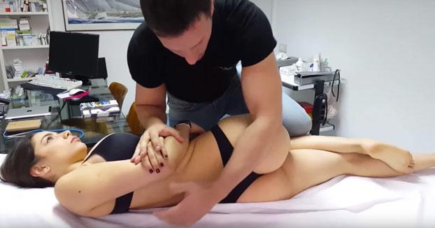 Las técnicas del doctor Gabriele Benedetti para corregir una dismetría pélvica de su paciente