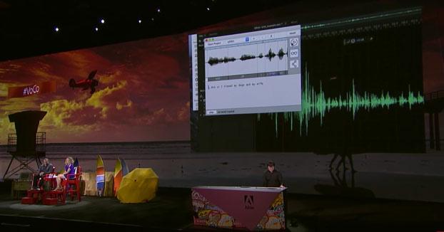El Photoshop de los audios ha sido presentado por Adobe