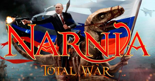 Los rusos han encontrado la manera de llegar a Narnia