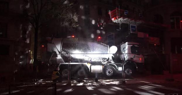 La mejor utilidad para los camiones hormigonera