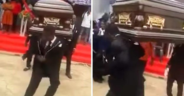 Cuando tu mayor enemigo muere y vas al funeral