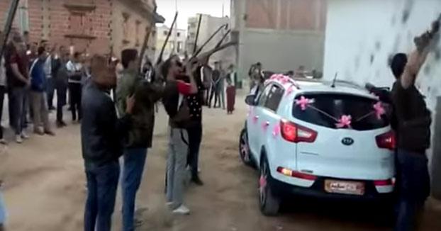 Así es como se celebra una boda árabe