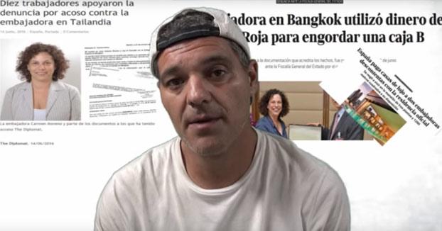 Frank Cuesta: Mensaje para Ana Rosa Quintana