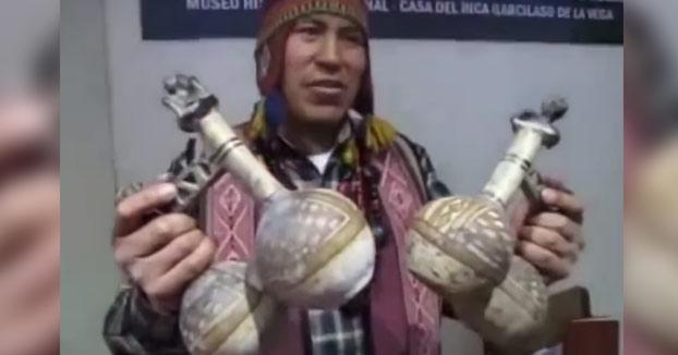 Los huacos silbadores, inusuales instrumentos de la época prehispánica que funcionan con agua