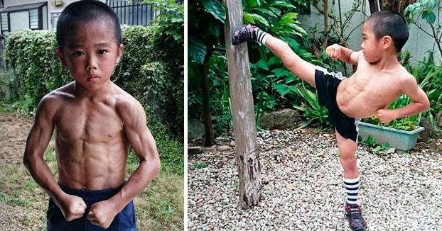 Se llama Ryusei Imai, tiene 6 años y es la reencarnación de Bruce Lee