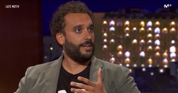 Andreu Buenafuente entrevista a Jesús Candel, Spiriman