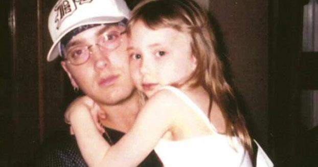 Hailie Jade, la hija del rapero Eminem, ya tiene 21 años