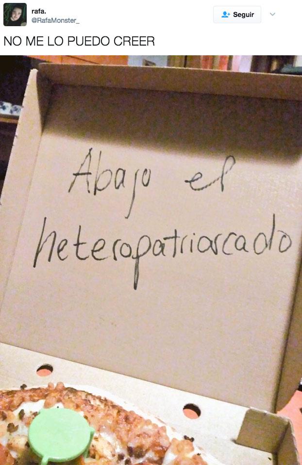 Pide una pizza a Telepizza a través de la web con una observación