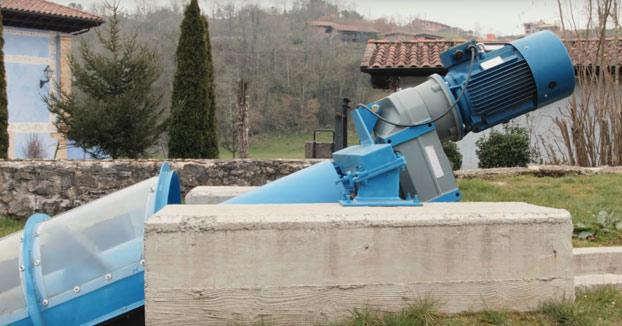 Hidrotor. La microturbina hidráulica para la generación eléctrica made in Asturias