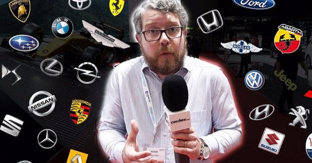 Así se pronuncia correctamente las marcas más famosas de coches