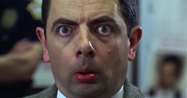 El trailer de Mr. Bean presentado como un maldito loco