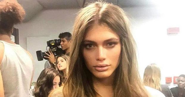 Valentina Sampaio, primera transexual en la portada del 'Vogue' francés