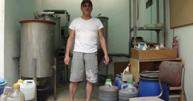 Cómo hacer Biodiesel a 0,20 euros el litro
