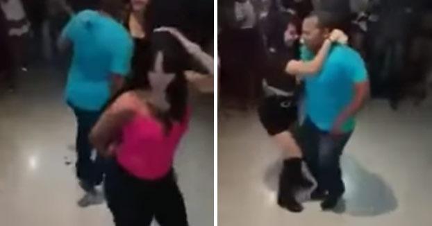 Cuando todas se enteran que sabes bailar