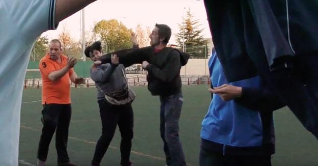 Nueva pelea en el fútbol base: Esta vez entre un padre y una madre