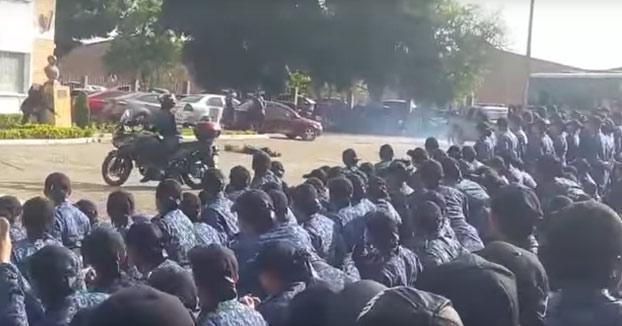 Tragedia durante un simulacro del INPEC en Colombia