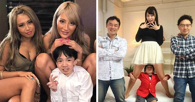 Kohey Nishi, el actor porno japonés que tiene la apariencia de un niño