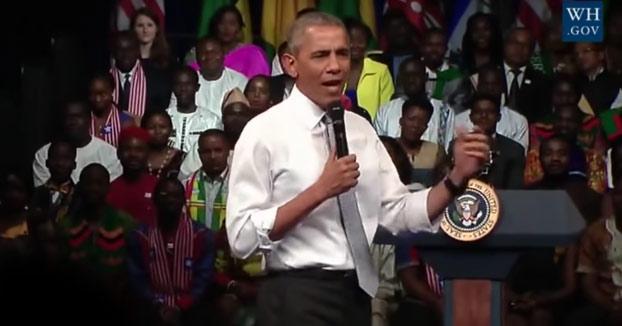 """Obama nos canta """"Shape of You"""" de Ed Sheeran y lo clava"""