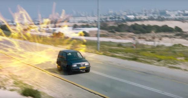 Pone a la venta su Suzuki Vitara del 96 con el anuncio más épico jamás visto