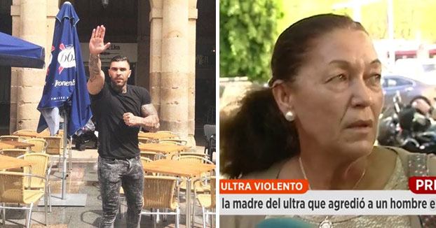 La madre del ultra violento del Betis: ''Es un niño bueno''