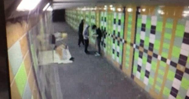 Menudos HDP: Disparan fuegos artificiales a un hombre sin hogar mientras dormía