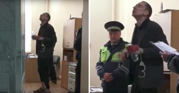 No me he tomado nada señor agente: Fue detenido pero continuó la fiesta en la comisaría