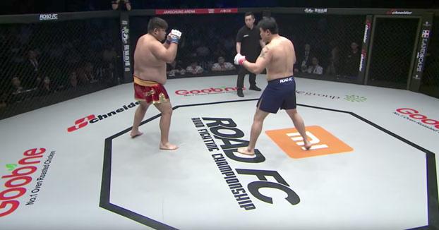 Cómo dejar KO a tu adversario sin tocarle la cabeza