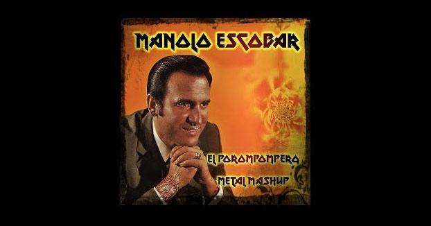 Versión Metal del 'Porompompero' de Manolo Escobar