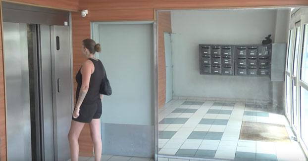 Las mejores bromas de Rémi Gaillard en ascensores