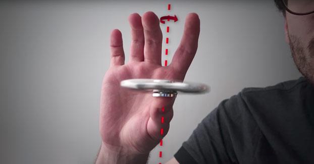 La física del Spinner es muy compleja como para considerarlo solo un juguete tonto