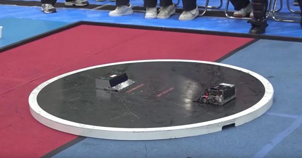 Sumo con robots