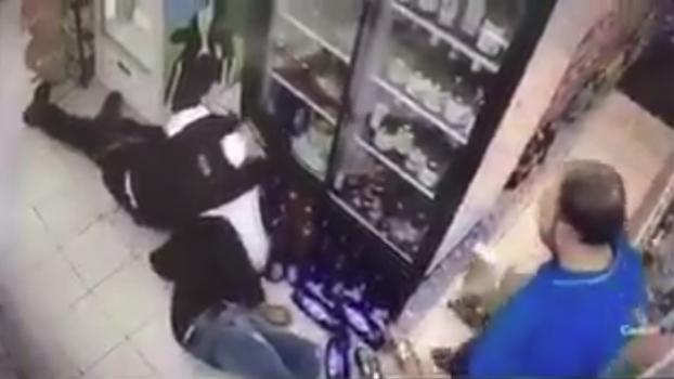policia londres joven muere tienda