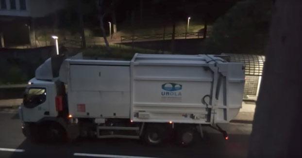 "Así es como se ""recicla"" la basura en Azkoitia"