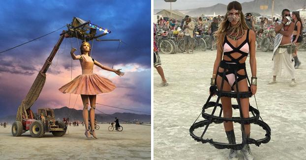 Burning Man 2017: Fotos del festival más grande y loco del mundo
