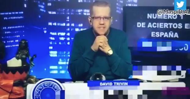 La vergonzosa respuesta de un 'vidente' a una telespectadora tras llamarle mentiroso
