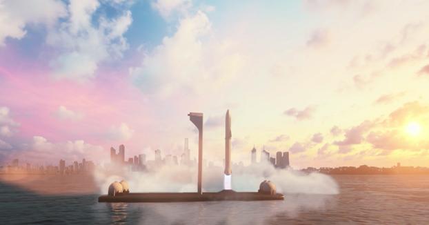 Elon Musk propone viajes en cohete alrededor del mundo ''en tan sólo 30 minutos'' y al mismo precio que un avión