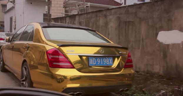El coche y la conducción en China