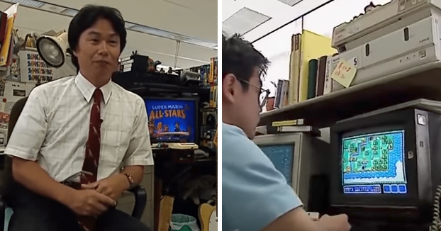 Un antiguo documental nos enseña cómo eran las oficinas de Nintendo en el año 1994