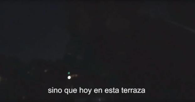 Pone el himno de la Guardia Civil a todo volumen desde su terraza en Barcelona