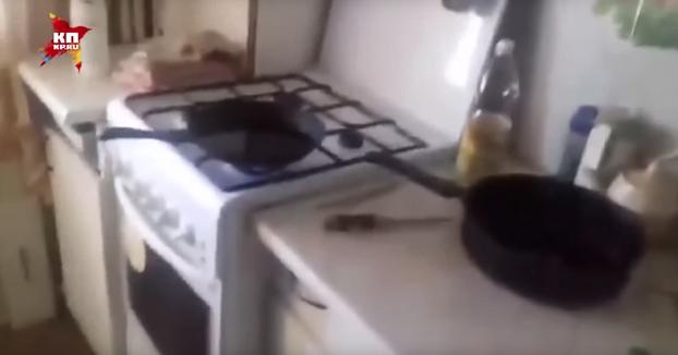 Experimento en la cocina: Cuando se te ocurre la brillante idea de echar agua en una sartén con aceite hirviendo