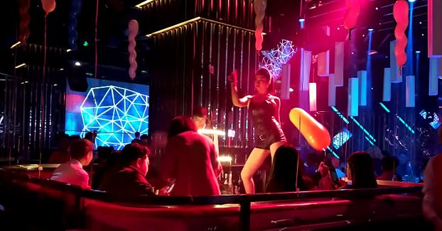 Así es una noche de bares y discoteca en China