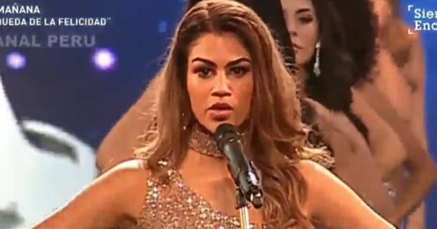 La gran iniciativa de las candidatas a Miss Perú 2018 al decir sus medidas